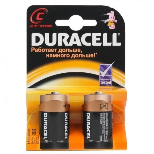 Батарейка DURACELL LR 14