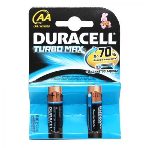 Батарейка DURACELL TURBO LR 06