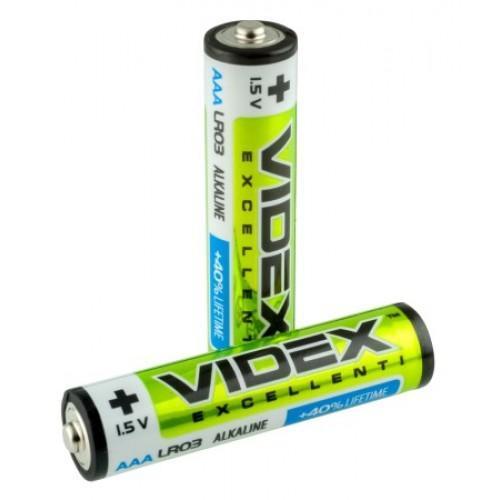Батарейка Videx LR03