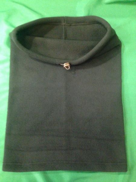 Фото Одежда для рыбаков и охотников, Головные уборы, Баффы Бафф зимний (темно-зеленый)