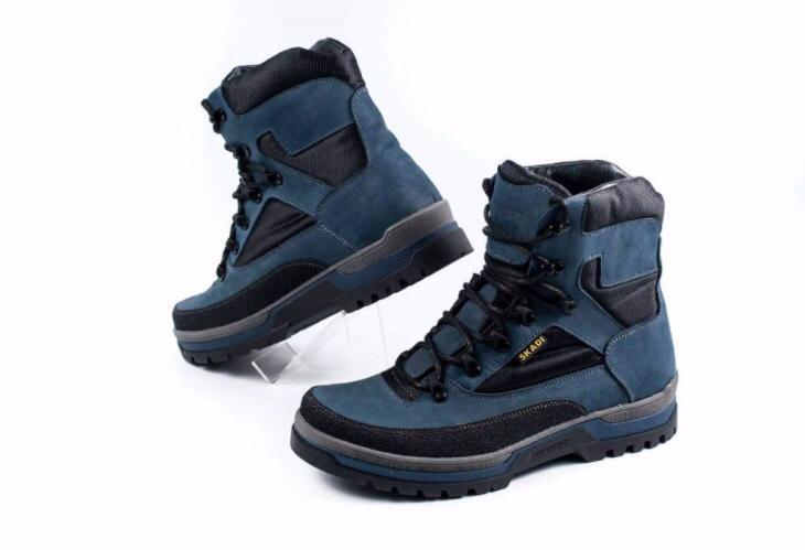Ботинки В-4 BLUE