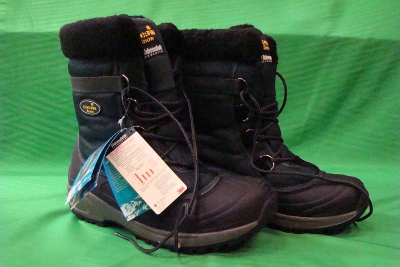 Фото Обувь для рыбаков и охотников Ботинки зимние NORFIN SNOW (-20°)