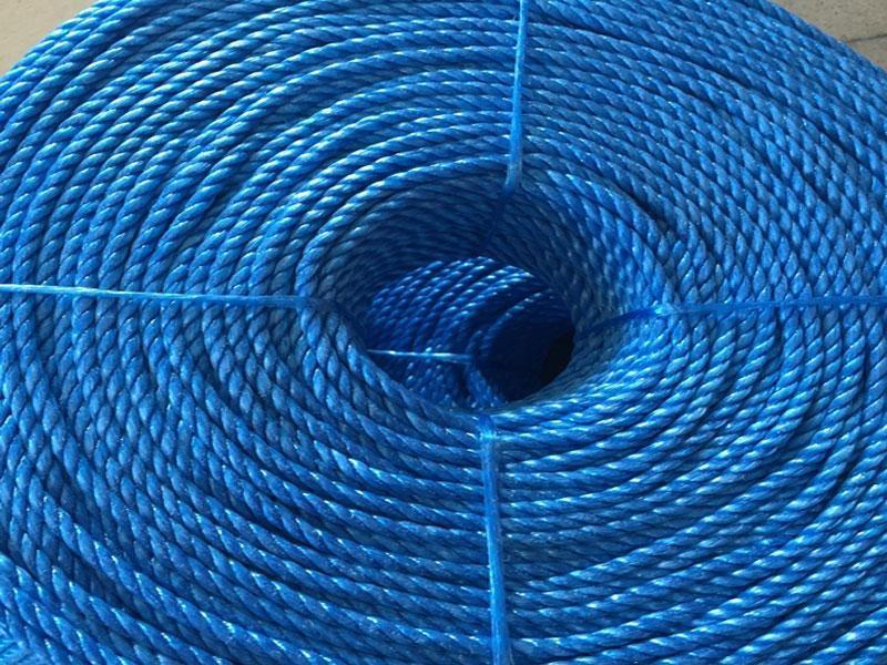 Фото Шнуры и Веревки, Веревка полипропиленовая (Мармара) Веревка полипропиленовая ( Мармара ) 3 мм
