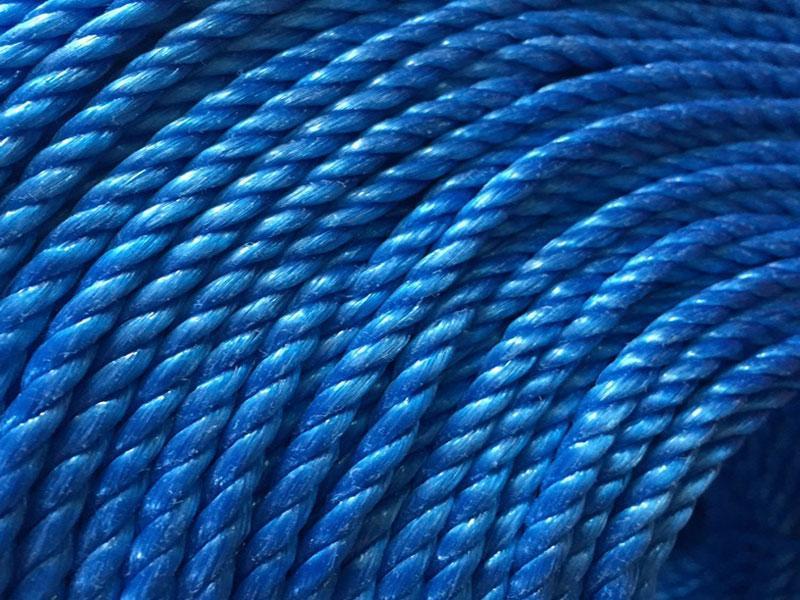 Фото Шнуры и Веревки, Веревка полипропиленовая (Мармара) Веревка полипропиленовая ( Мармара ) 4 мм