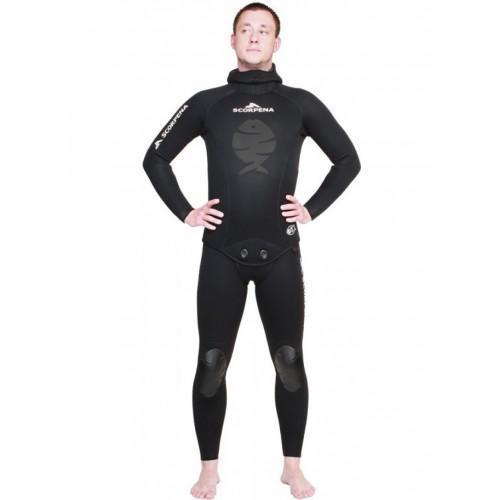 Фото Подводная охота, Дайвинг, Гидрокостюмы Гидрокостюм SCORPENA A 5MM
