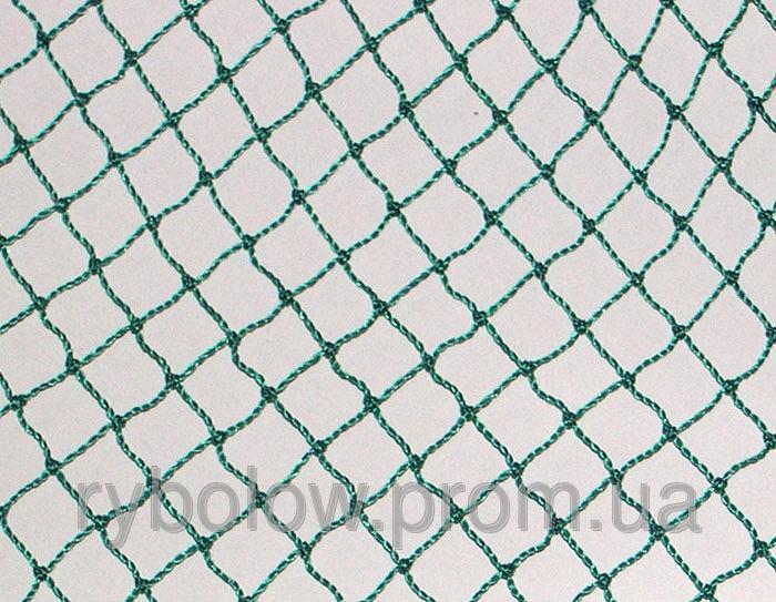 Фото Дель рыболовная Дель Рыболовная Диаметр 6 мм ширина 200 ячей
