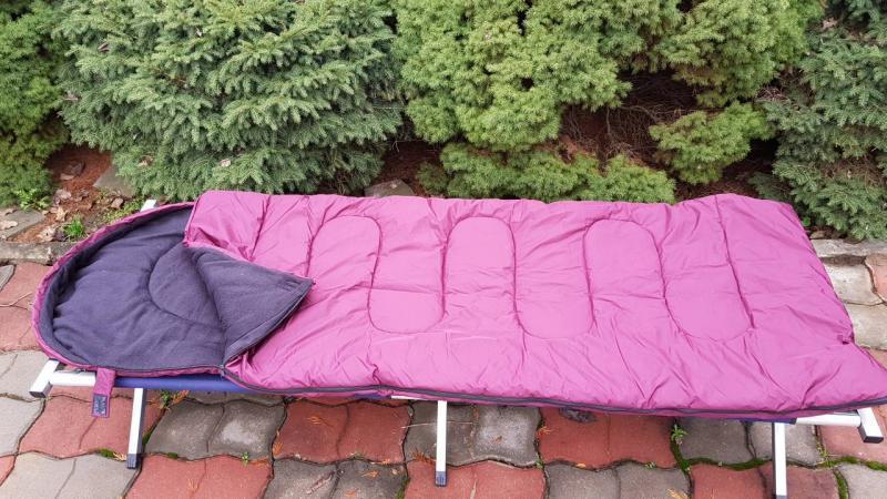 Зимний спальный мешок Verus Polar Marsala до-20