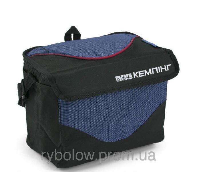 Изотермическая сумка КЕМПИНГ 9 литров