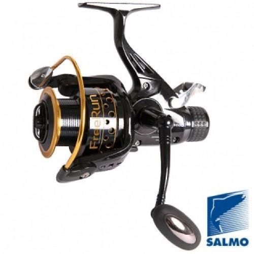 Фото Рыболовные Катушки, Спиннинговые Катушка Salmo Elite Freerun 40 (7+1 подшипников)