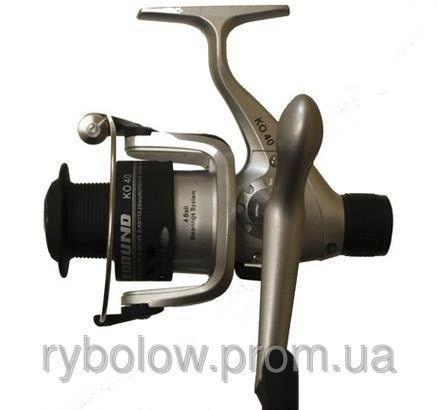 Фото Рыболовные Катушки Катушка рыболовная EOS #34;KORUND#34; KO 40 ( 5 подшипниками )