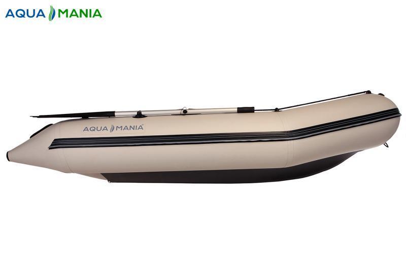 Фото Лодки ПВХ Килевая надувная ПВХ лодка Aqua Mania AMK-270