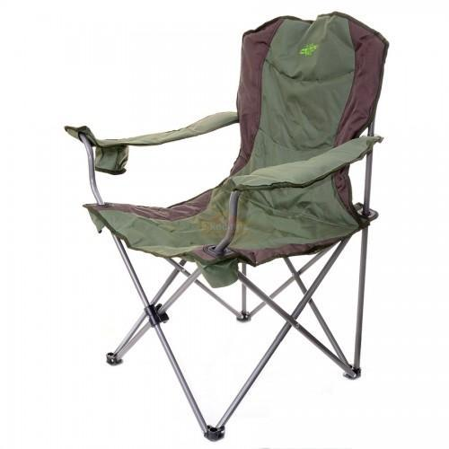 Кресло Carp Pro рыболовное с подлокотниками CSW-LB33