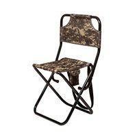 Кресло складное, стул туристический со спинкой #34;Богатырь#34;