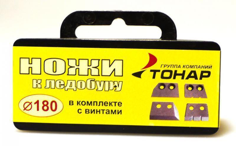 Фото Зимняя рыбалка, Ледобуры Ножи к ледобуру Тонар (Барнаул) 180