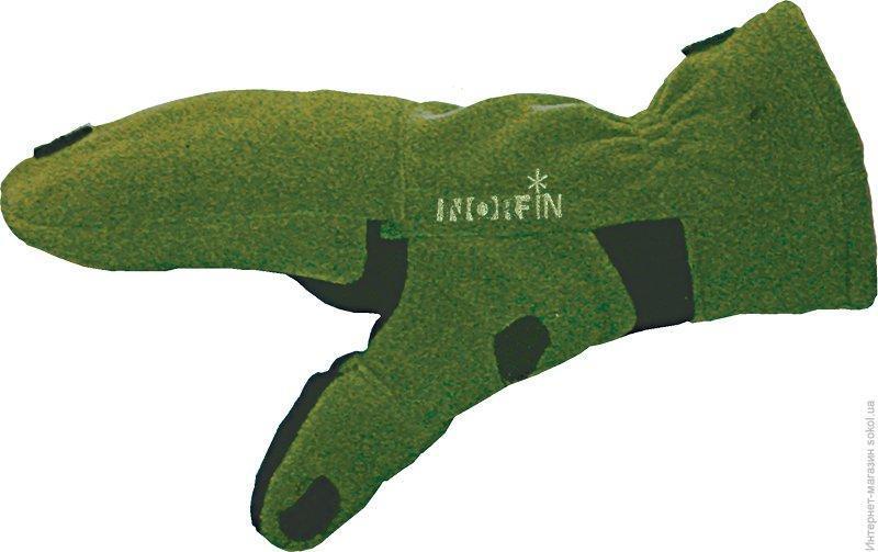 Фото Одежда для рыбаков и охотников, Перчатки, Варежки Перчатки – Варежки Norfin 701103
