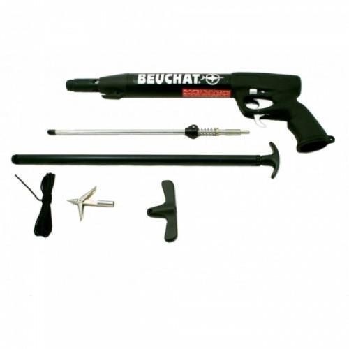 Пневматическое ружье для подводной охоты Beuchat Mundial Airgun 70 R с регулятором боя