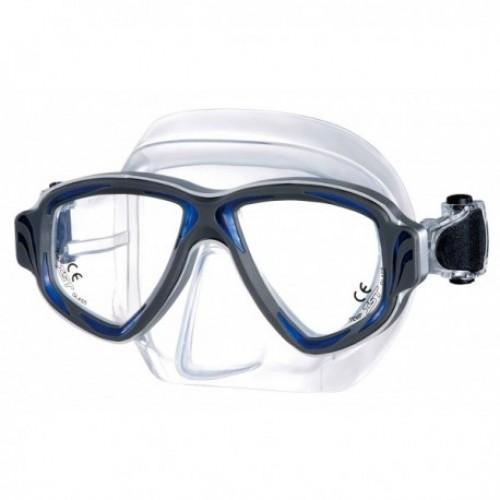 Подводная маска с диоптрийными линзами IST M200 SYNTHESIS