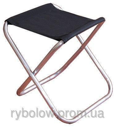Стульчик складной туристический, алюминиевый стул #34;МЕДИУМ#34;