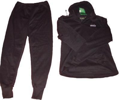 Фото Одежда для рыбаков и охотников, Термобелье Термобелье Norfin Cosy Line черное