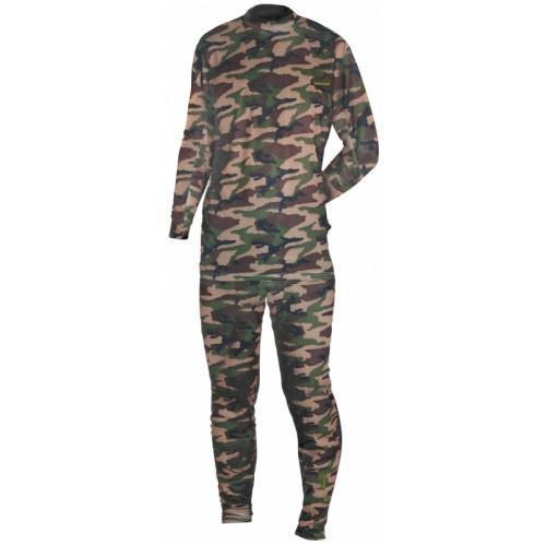 Фото Одежда для рыбаков и охотников, Термобелье Термобелье Norfin Thermo Line  CAMO