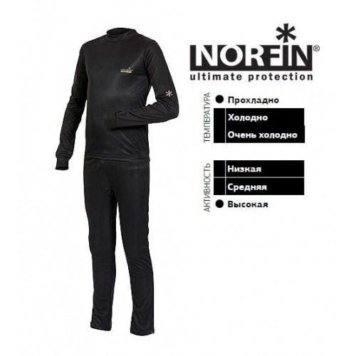 Термобельё подрастковое Norfin Thermo Line Junior рост 170