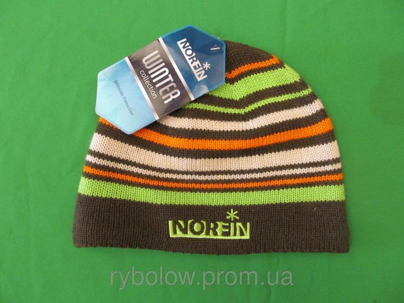 Фото Одежда для рыбаков и охотников, Головные уборы, Зимние шапки Шапка Norfin Frost Brown