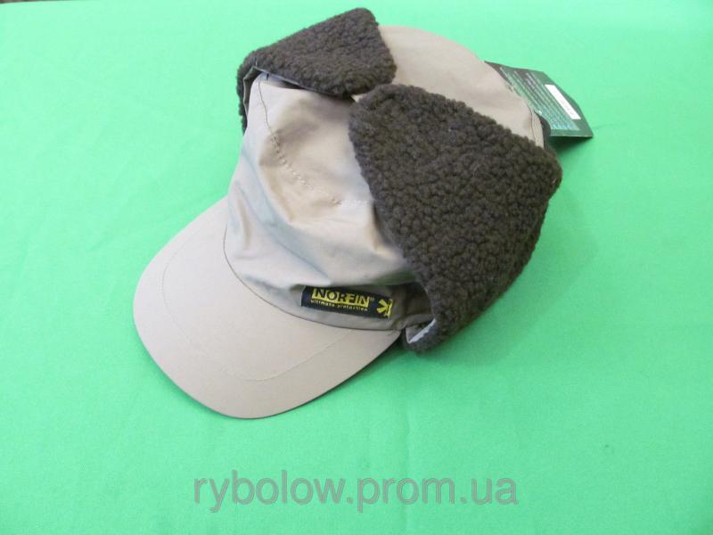 Фото Одежда для рыбаков и охотников, Головные уборы, Зимние шапки Шапка Norfin Inari Gray