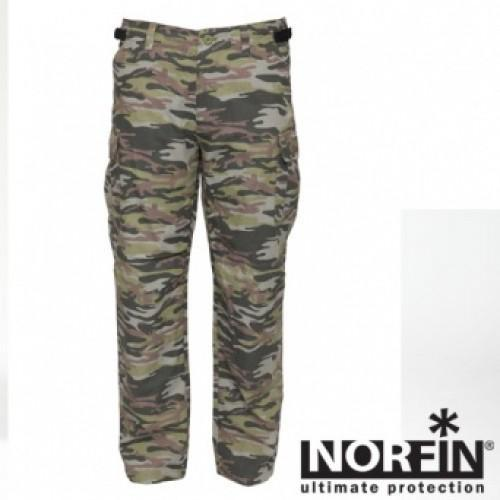 Штаны Norfin Nature Camo 04 Р. XL