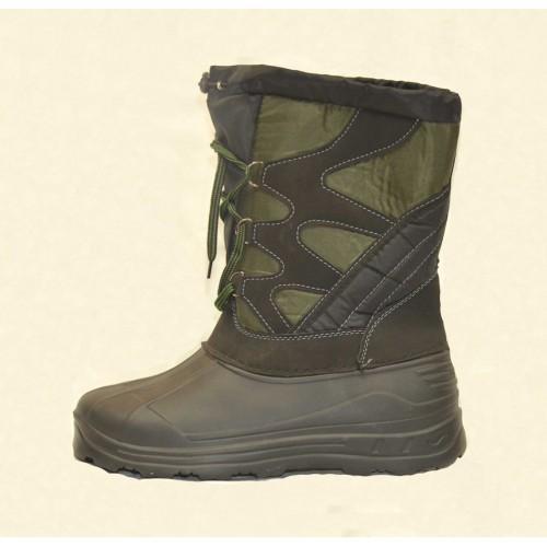 Фото Обувь для рыбаков и охотников Зимние сапоги Alaska art .15013