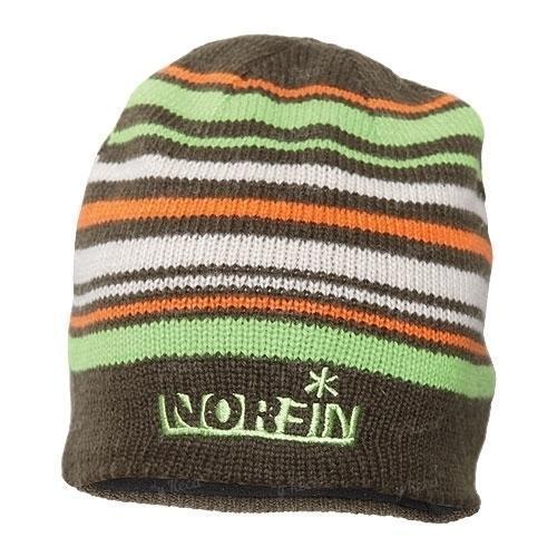 Фото Одежда для рыбаков и охотников, Головные уборы, Зимние шапки Шапка вязаная Norfin 302772-BR