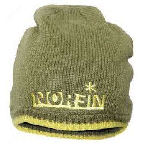 Фото Одежда для рыбаков и охотников, Головные уборы, Зимние шапки Шапка вязаная NORFIN 302773-GR