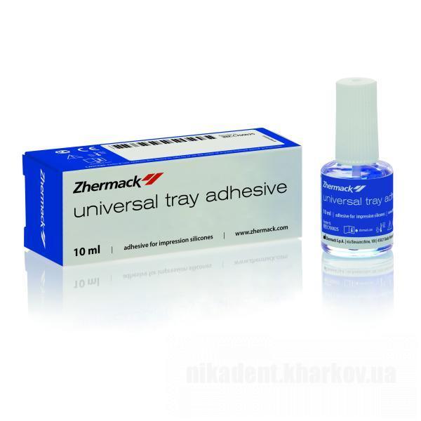Фото Для стоматологических клиник, Материалы, Оттискные материалы Zhermack Universal Tray Adhesive - (Универсальный адгезив для ложек)