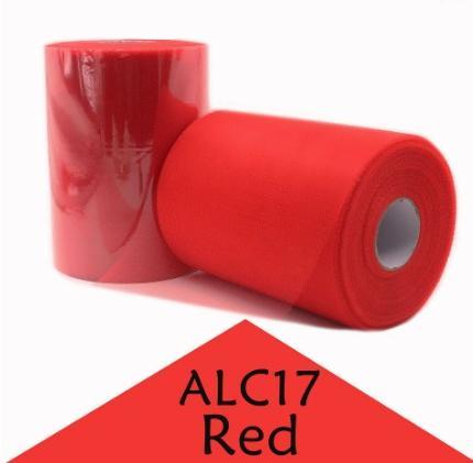 Фото Фатин ,регилин ,лазерная лента Фатин  обычный   Красного   цвета .  Ширина  15 см.