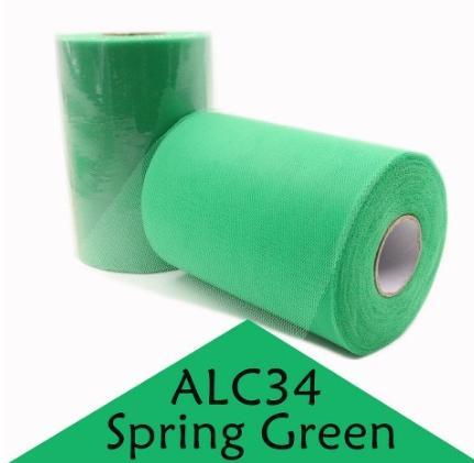 Фото Фатин и регилин Фатин  обычный   Зелёного  цвета .  Ширина  15 см.