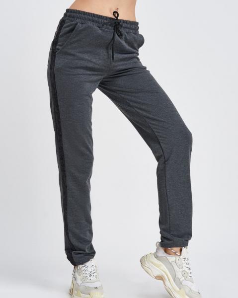 Фото  Спортивные штаны ISSA PLUS 9976  L темно-серый
