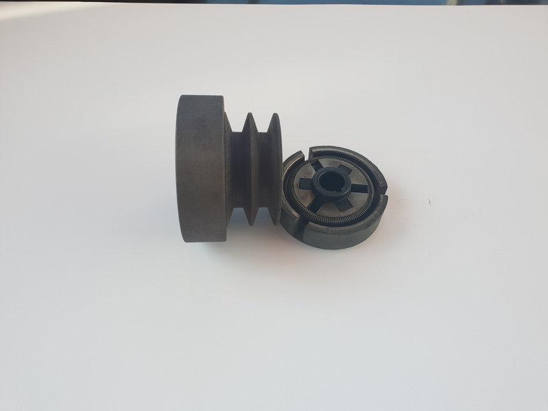 Центробежное сцепление на двигателя бензиновые и дизельные под вал 25 мм