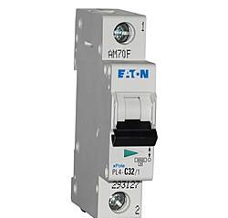 Автоматический выключатель однополюсный MOELLER(EATON) PL 4-C40/1