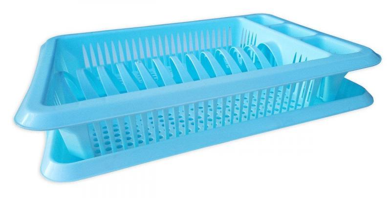 Сушка для тарелок одноярусная (Elif Plastik)