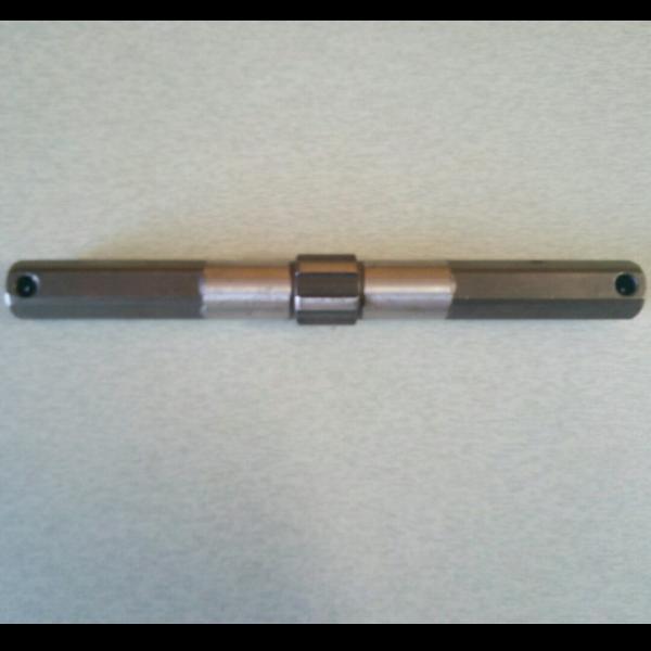 Вал шестигранный L-255 мм Z-6 168, 170F (6,5 -7л.с.)