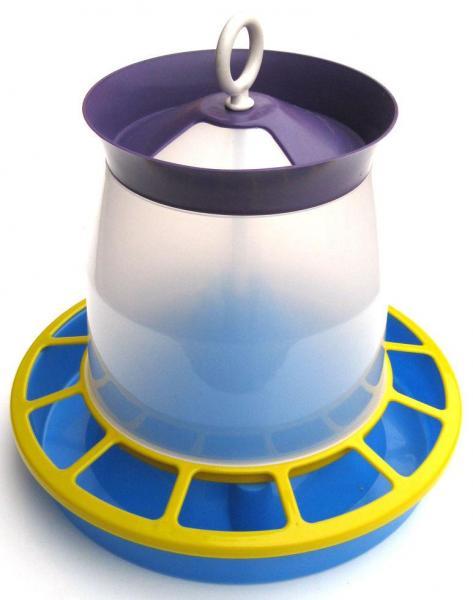 Кормушка для птицы бункерная 5 литров (ЧП КВВ)