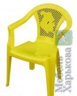 Кресло детское пластиковое (ПолимерАгро, Харьков) - Пластиковые стулья, кресла в Харькове