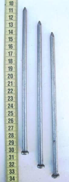 Гвоздь строительный 200×6,0 мм. ГОСТ 4028-63. Ящик 5 кг (Тим-Метиз)