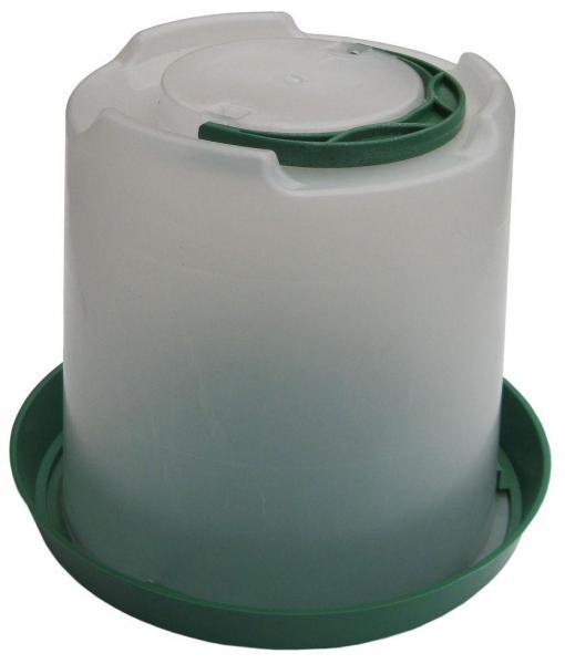 Поилка для птицы на 8 литров с ручкой (ЧП КВВ)