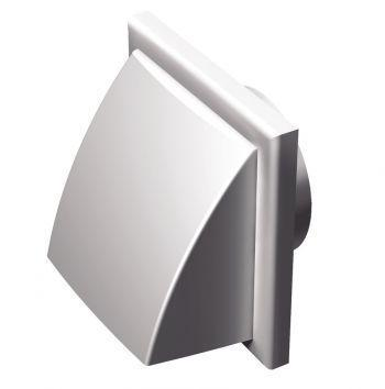 """Решетка вентиляционная пластик """" Вентс """" МВ 102 ВК ( клапан )"""