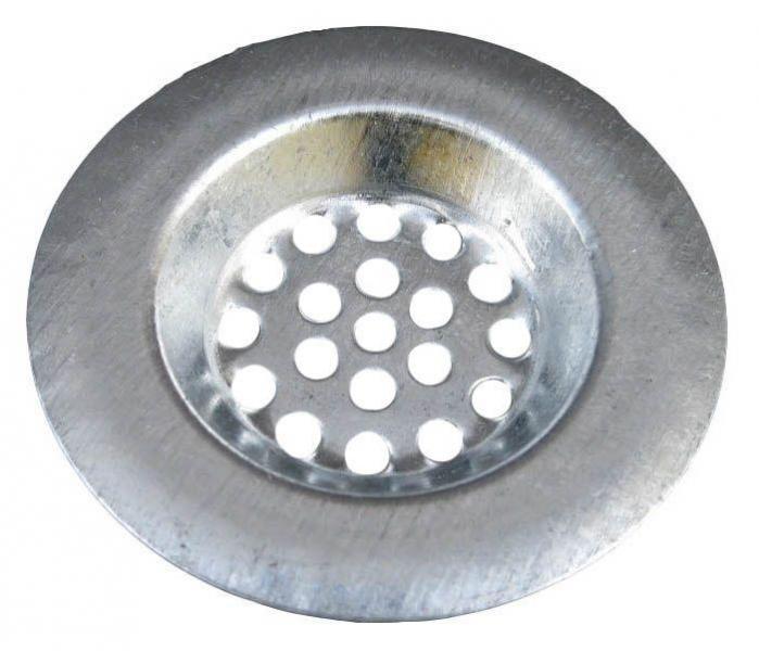 Сеточка в раковину металлическая (ЧП КВВ, Харьков)