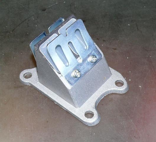 Лепестковый клапан ZX