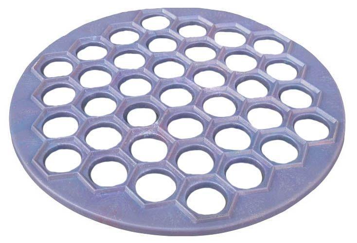 Пельменница пластмассовая диаметр 250 мм (ХАРПЛАСТМАСС)