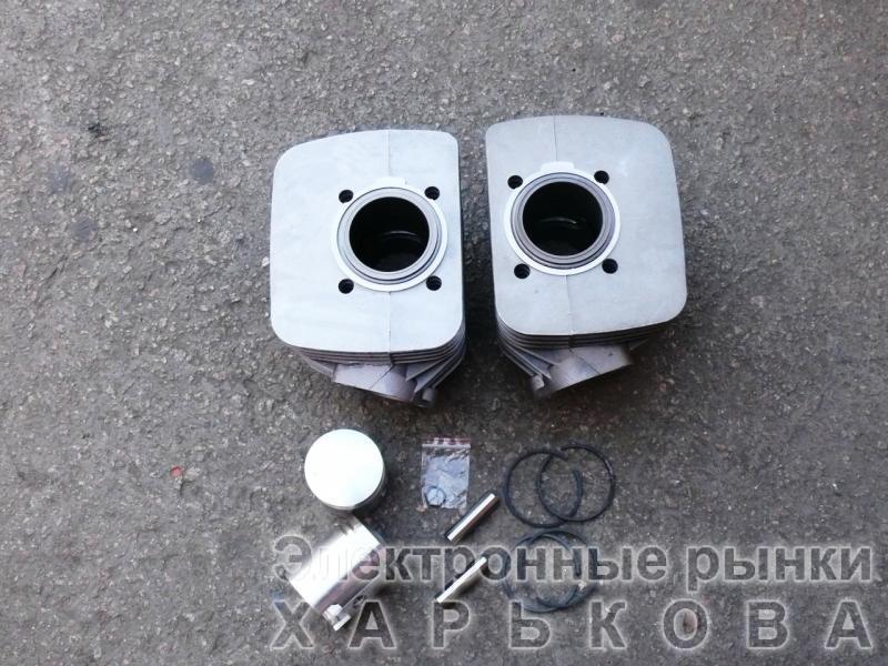 Поршневая ИЖ -Юпитер-5 комплект (Китай) - Поршни на рынке Барабашова
