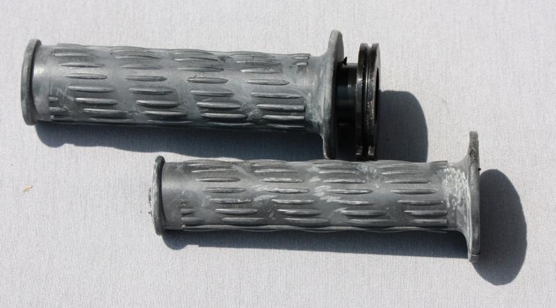 Ручки резиновые пара ИЖ с пласм. вставкой
