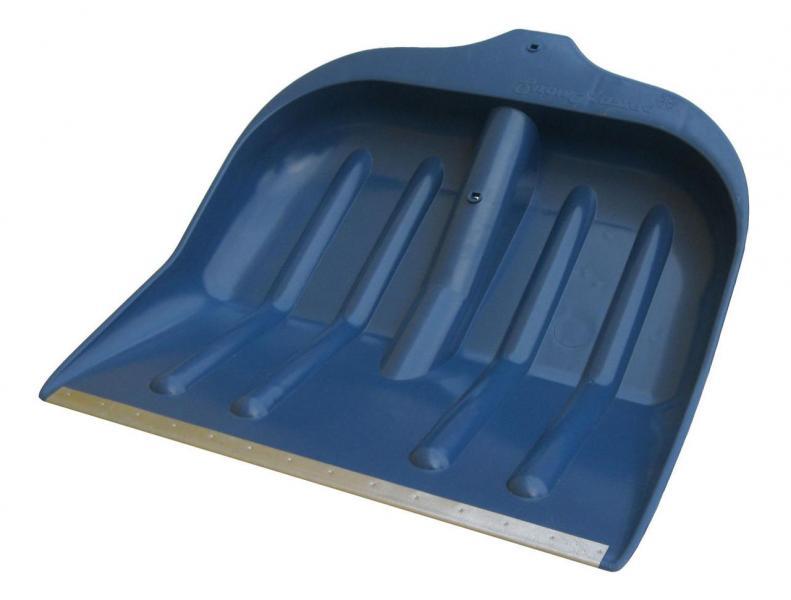 Лопата пластиковая снегоуборочная SnowMaster.  Кратно 5 штукам.
